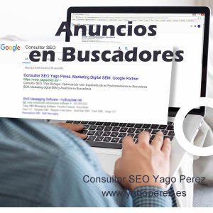 anuncios en buscadores